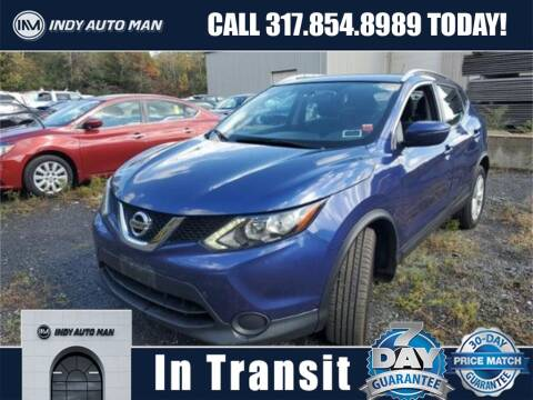 2017 Nissan Rogue Sport for sale at INDY AUTO MAN in Indianapolis IN