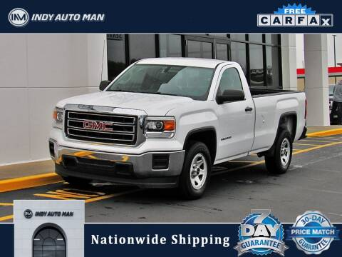 2015 GMC Sierra 1500 for sale at INDY AUTO MAN in Indianapolis IN