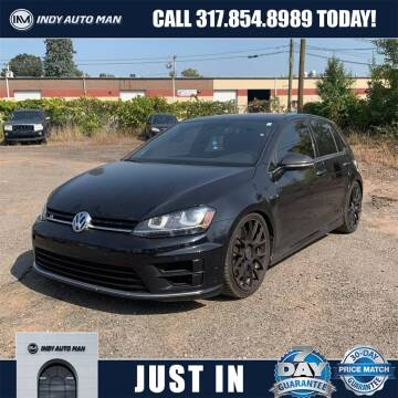 2015 Volkswagen Golf R for sale at INDY AUTO MAN in Indianapolis IN