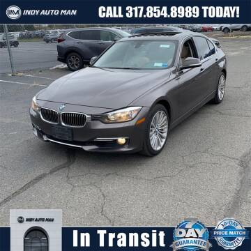 2015 BMW 3 Series for sale at INDY AUTO MAN in Indianapolis IN