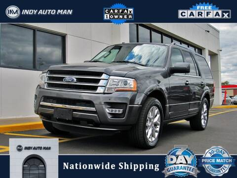 2015 Ford Expedition for sale at INDY AUTO MAN in Indianapolis IN