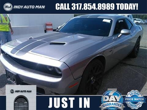 2016 Dodge Challenger for sale at INDY AUTO MAN in Indianapolis IN