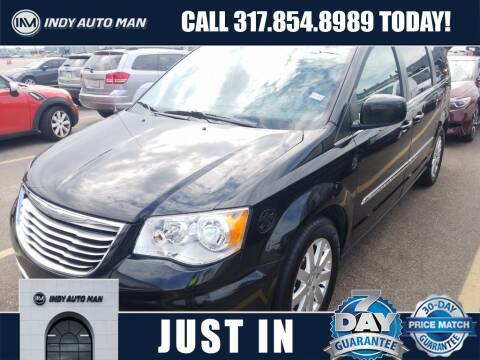 2016 Chrysler Town and Country for sale at INDY AUTO MAN in Indianapolis IN