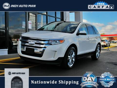 2013 Ford Edge for sale at INDY AUTO MAN in Indianapolis IN