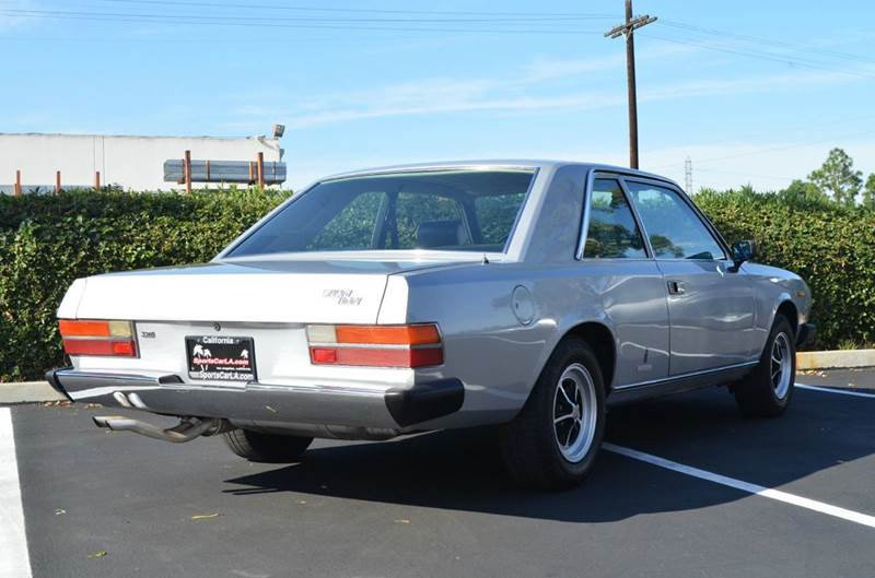 1975 FIAT 130 Coupe for sale at SportsCar LA in Lawndale CA