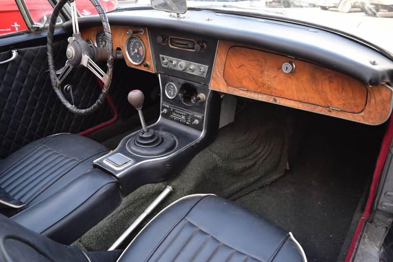 1964 Austin-Healey 3000 MKIII BJ8 for sale at SportsCar LA in Lawndale CA