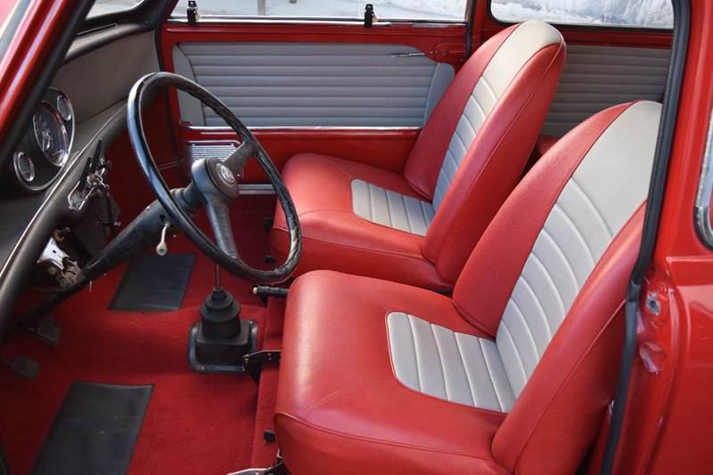 1966 Austin Mini Cooper for sale at SportsCar LA in Lawndale CA