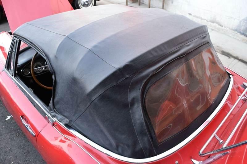 1963 Austin-Healey 3000 MKII for sale at SportsCar LA in Lawndale CA