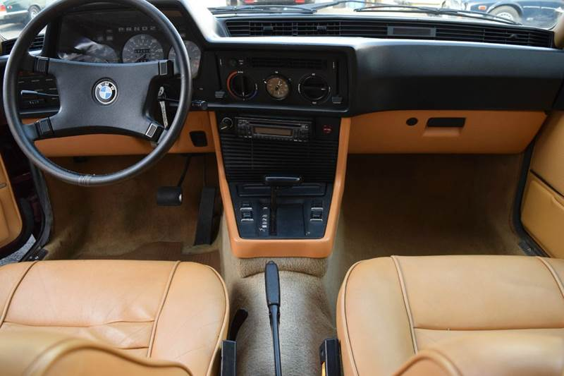 1977 BMW 630 CSi for sale at SportsCar LA in Lawndale CA
