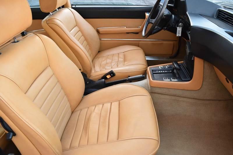 1977 BMW 630 CSi for sale at SportsCar LA in Lawndale CA