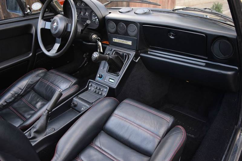 1987 Alfa Romeo Spider for sale at SportsCar LA in Lawndale CA