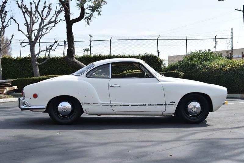 1968 Volkswagen Karmann Ghia for sale at SportsCar LA in Lawndale CA