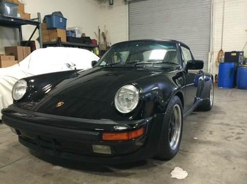 1989 Porsche 911 for sale at SportsCar LA in Lawndale CA
