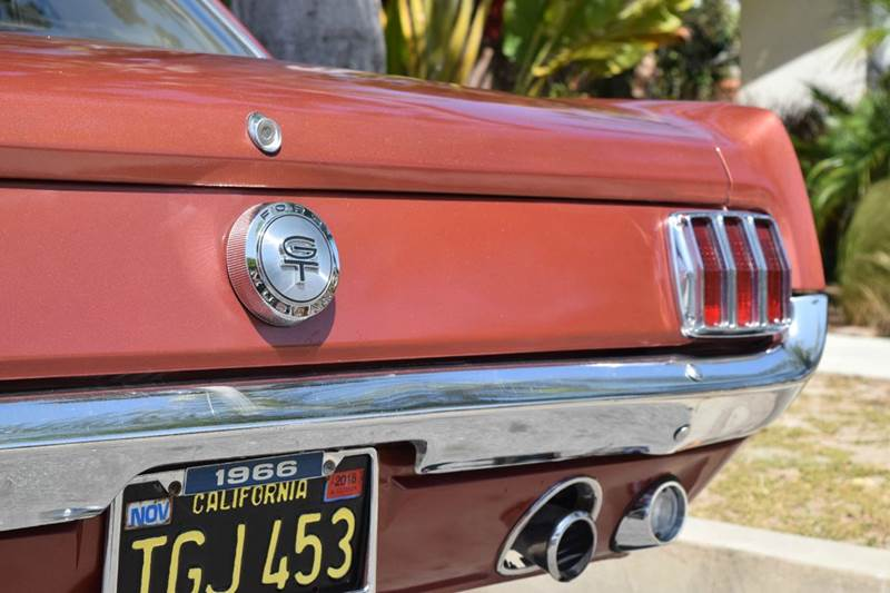 1966 Ford Mustang for sale at SportsCar LA in Lawndale CA