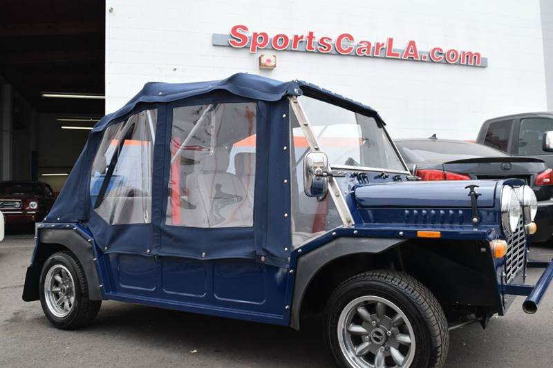 1967 Austin Mini Moke for sale at SportsCar LA in Lawndale CA