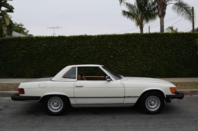 1980 Mercedes-Benz 450SL for sale at SportsCar LA in Lawndale CA