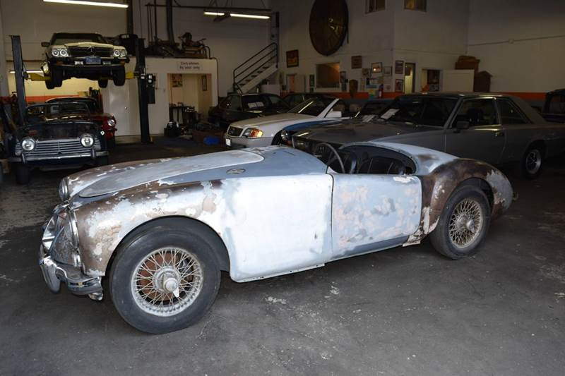 1962 MG MGA for sale at SportsCar LA in Lawndale CA