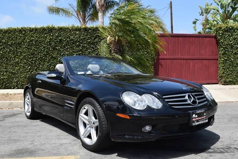 2003 Mercedes-Benz SL-Class for sale at SportsCar LA in Lawndale CA