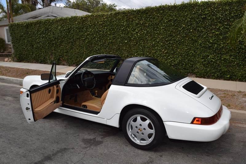 1991 Porsche 911 for sale at SportsCar LA in Lawndale CA
