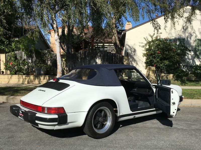 1987 Porsche 911 Carrera for sale at SportsCar LA in Lawndale CA