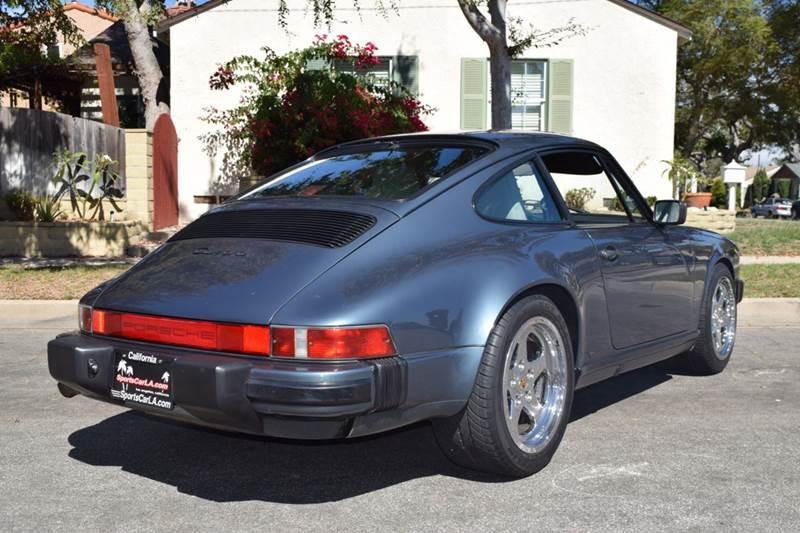 1987 Porsche 911 Carrera for sale at SportsCar LA in Lawndale CA