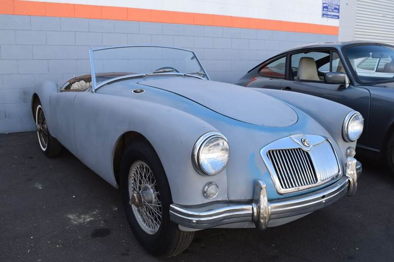 1957 MG MGA for sale at SportsCar LA in Lawndale CA