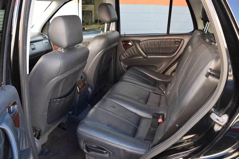 2003 Mercedes-Benz M-Class for sale at SportsCar LA in Lawndale CA
