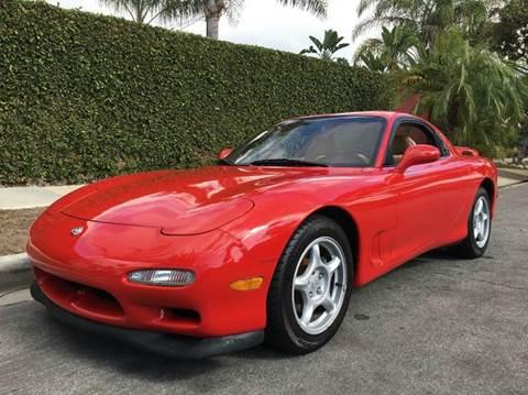 1993 Mazda RX-7 for sale at SportsCar LA in Lawndale CA