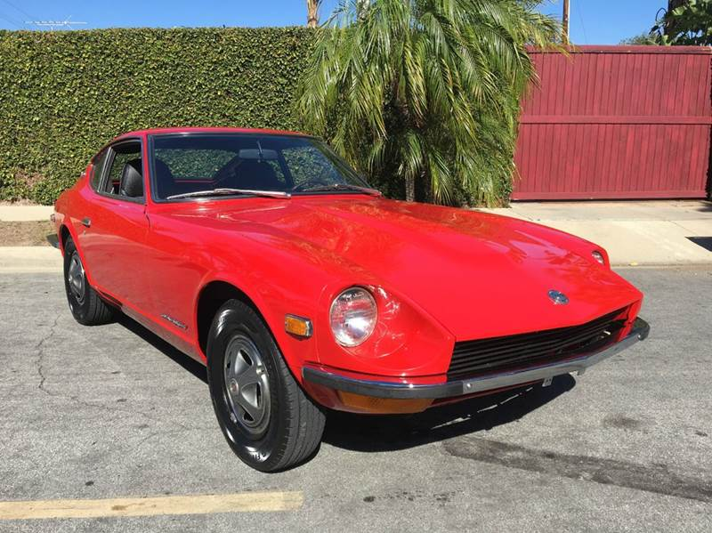 1972 Datsun 240Z for sale at SportsCar LA in Lawndale CA