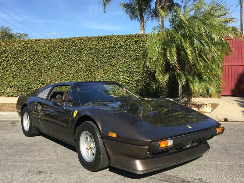 1978 Ferrari 308 for sale at SportsCar LA in Lawndale CA