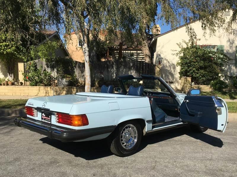 1979 Mercedes-Benz 450SL for sale at SportsCar LA in Lawndale CA