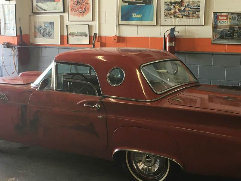1957 Ford Thunderbird for sale at SportsCar LA in Lawndale CA