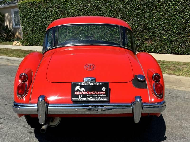1957 MG MGA for sale at SportsCar LA in Lawndale CA