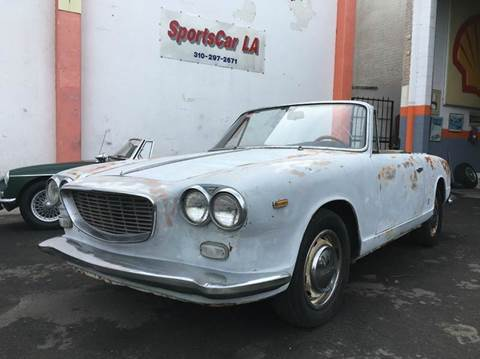 1962 Lancia Flavia for sale at SportsCar LA in Lawndale CA