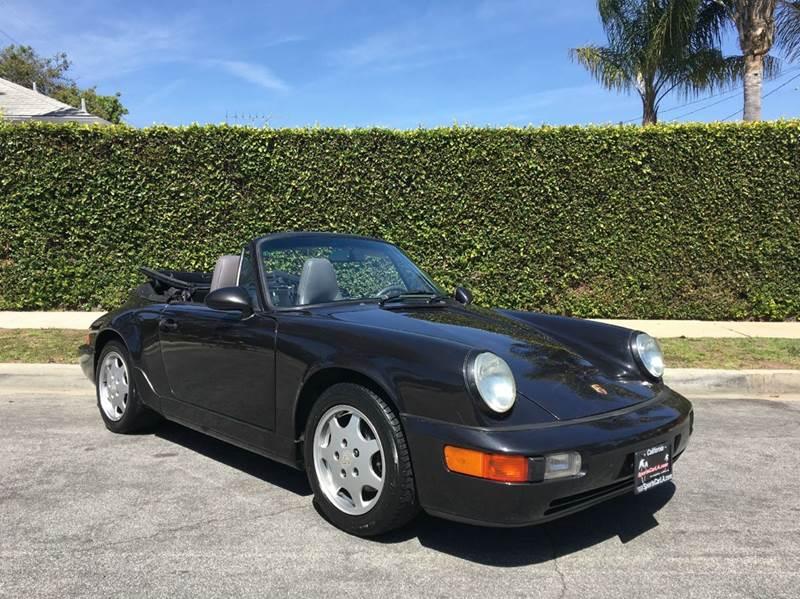 1992 Porsche 911 for sale at SportsCar LA in Lawndale CA