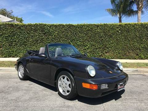 1992 Porsche 911 for sale at SportsCar LA in Lawndale CA