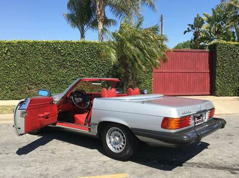 1979 Mercedes-Benz 450SL for sale at SportsCar LA in Lawndale CA