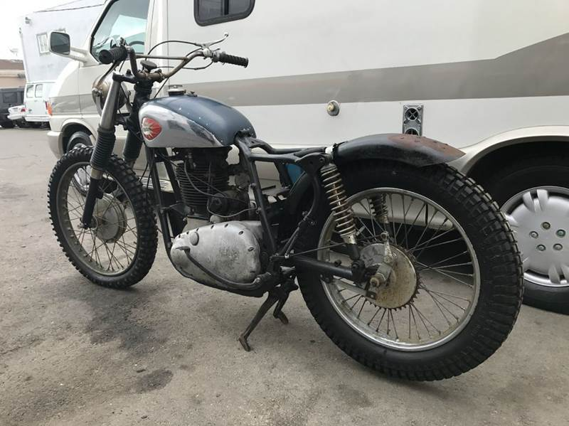 1955 BSA B32 COMPETITION for sale at SportsCar LA in Lawndale CA