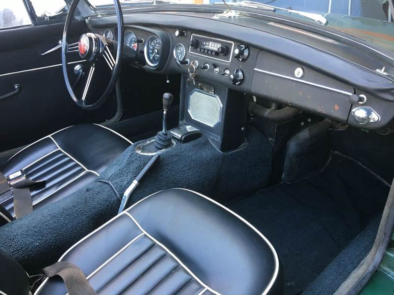 1967 MG MGB for sale at SportsCar LA in Lawndale CA