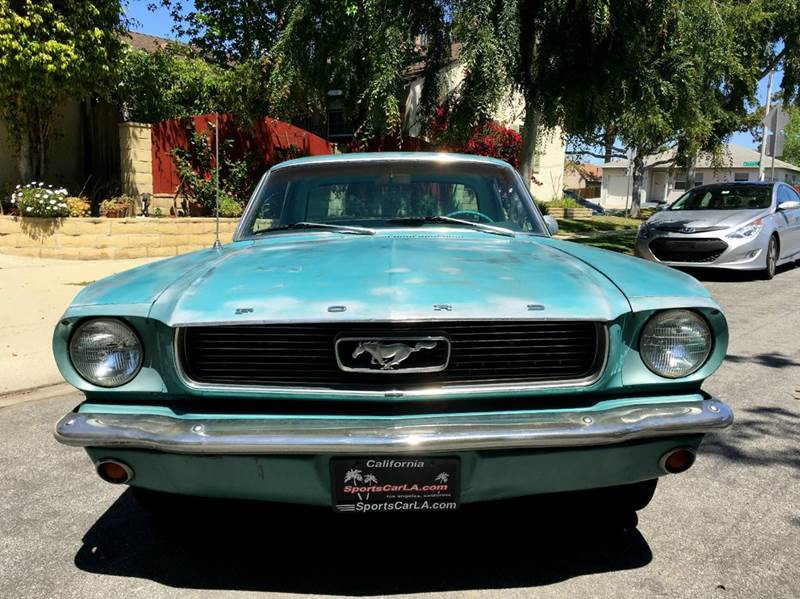 1965 Ford Mustang for sale at SportsCar LA in Lawndale CA