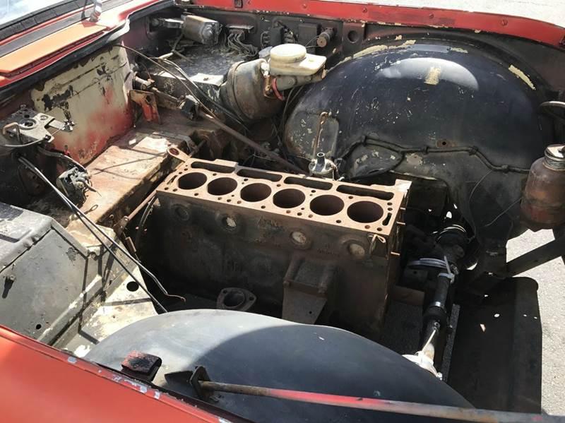 1968 Triumph TR250 for sale at SportsCar LA in Lawndale CA