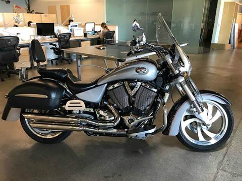 2006 Victory Kingpin for sale at SportsCar LA in Lawndale CA