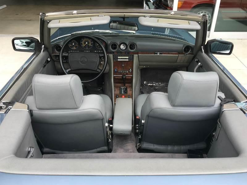 1988 Mercedes-Benz 560-Class for sale at SportsCar LA in Lawndale CA