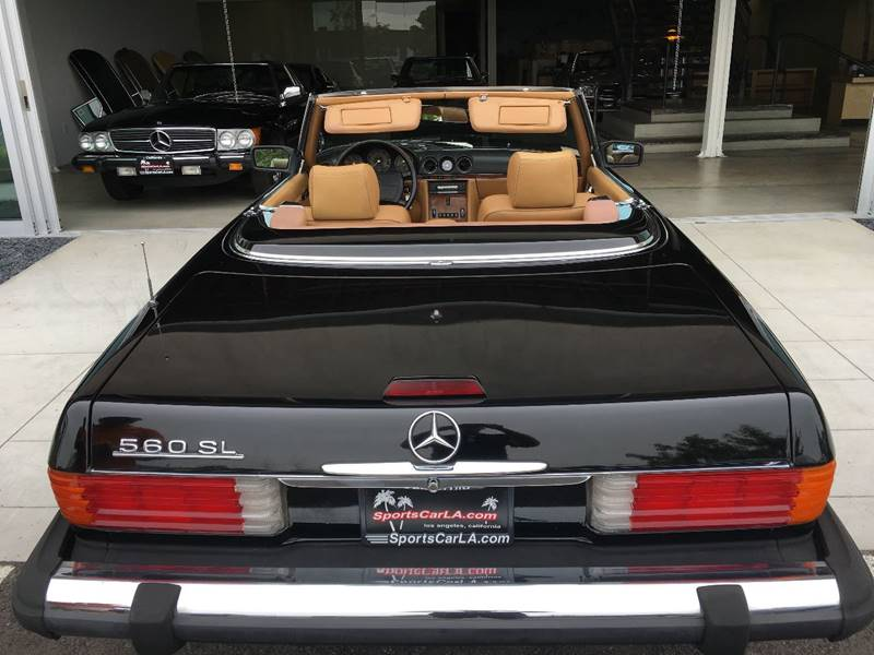 1989 Mercedes-Benz 560-Class for sale at SportsCar LA in Lawndale CA