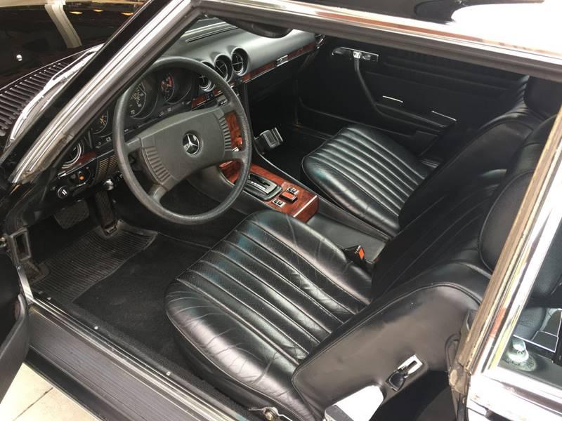 1977 Mercedes-Benz 450 SL for sale at SportsCar LA in Lawndale CA