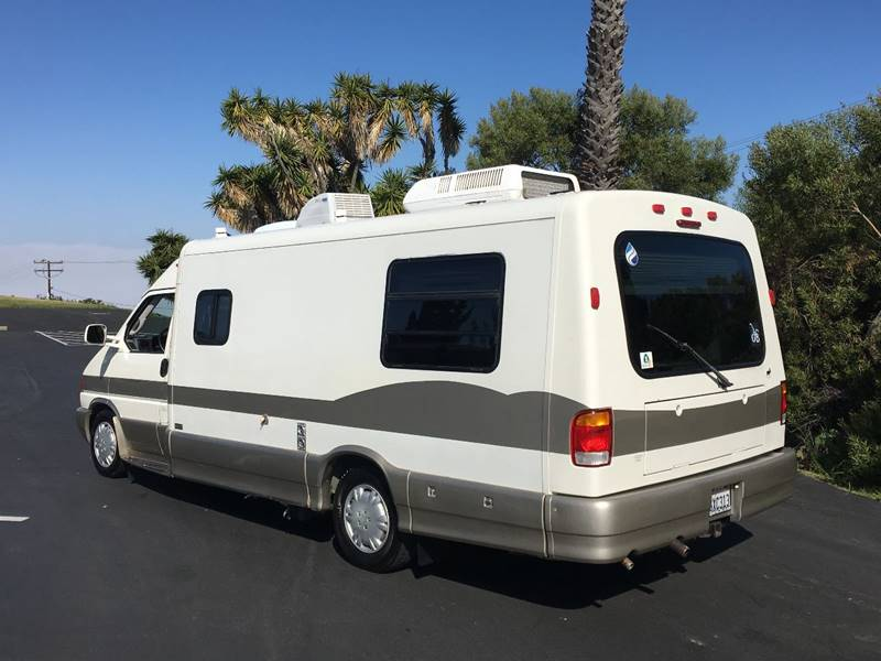 2001 WINNEBAGO  VW RIALTA for sale at SportsCar LA in Lawndale CA