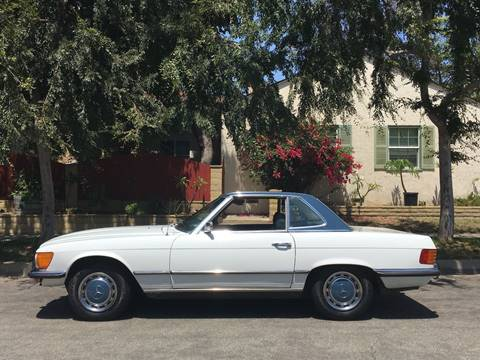 1972 Mercedes-Benz 350-Class for sale at SportsCar LA in Lawndale CA