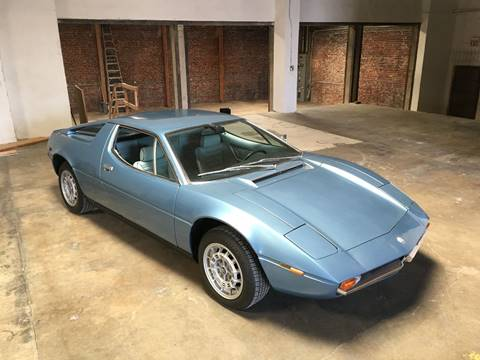 1974 Maserati Merak for sale at SportsCar LA in Lawndale CA