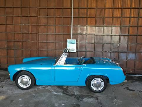 1965 Austin-Healey Sprite MKIII for sale in Los Angeles, CA