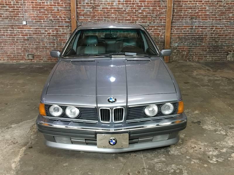 BMW Series In Los Angeles CA SportsCar LA - 1988 bmw 6 series